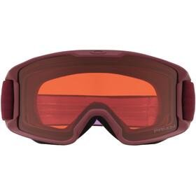 Oakley Line Miner - Gafas de esquí Niños - naranja/violeta